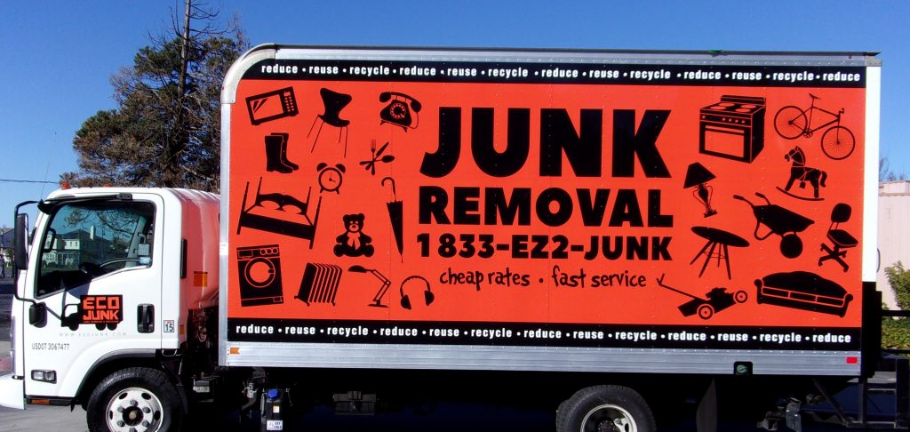 junk removal hauling recycling Lafayette CA